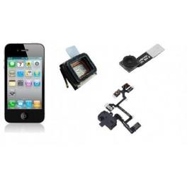 Réparation iPhone 4 / 4s / 3gs / 3g power jack nappe caméra et haut parleur