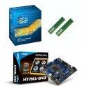 Kit de boost Intel Core i3 3220 + 4 Go DDR3
