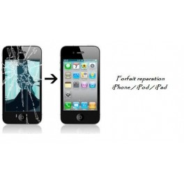 Réparation vitre tactile iPhone 3g 3gs dans le 21 ou La Poste
