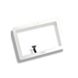 Réparation vitre tactile samsung galaxy tab 1000 3100 5100 5110 blanc noir avec pose
