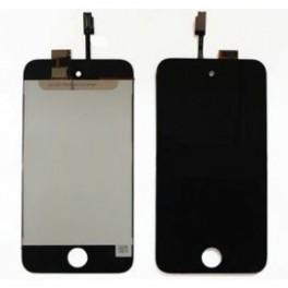 Réparation Vitre tactile avec ecran lcd  iPod Touch 4 4g