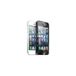 Réparation vitre tactile ecran lcd iPhone 5c avec pose comprise