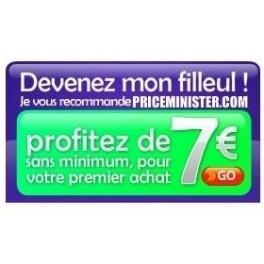 Bon de 7€ Priceminister (Bon d'achat code promo de parrainage Priceminister)