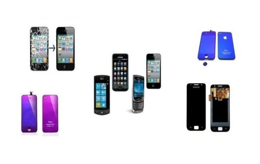 Forfait réparation iphone smartphone