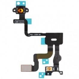 Nappe power iPhone 4s avec capteur lumière luminositée