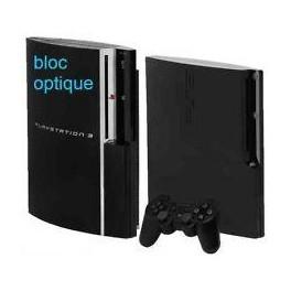 Réparation ps3 changement bloc optique BluRay PS3
