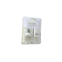 Batterie + cable usb pour manette xbox 360 blanc ou noir