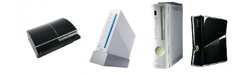 Consoles Xbox / Wii / Ps3 / Ps4
